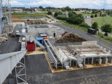 Оборудование Vecoplan на LIGNA 2019